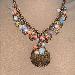 Jewelry - Nautical Statement Necklace